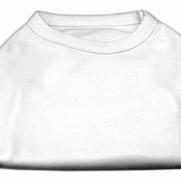 Plain Shirts White  XS (8)