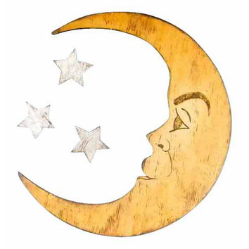 Moon & Stars Wall Decor Set, Signs
