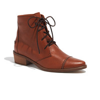 The Fielder Lace-Up Boot