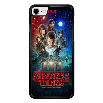 Stranger Things Poster Netflix iPhone 7 Case