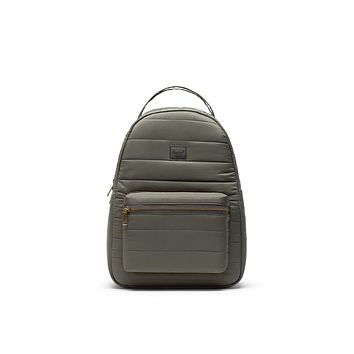 Herschel Supply Co. - Nova Quilt Dustyolive Mid Volume Backpack