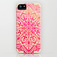 MANDALA II iPhone & iPod Case by BIRDIHAUS