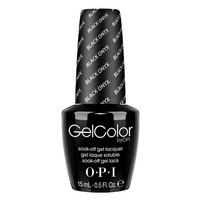 OPI Gel Color Black Onyx T02