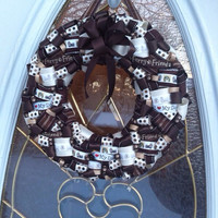 Dog Wreath Shih Tzu Maltese