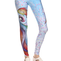 My Little Pony: Rainbow Dash Leggings