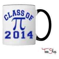 Class Of 2014 Math Coffee & Tea Mug