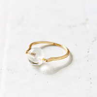 Neon Globe Ring - Urban Outfitters