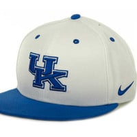 Kentucky Wildcats NCAA Nike Team Sports Authentic Fitted Baseball Cap
