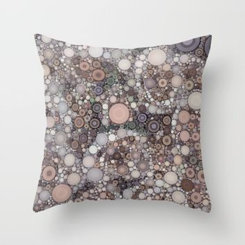 :: Gray Sky Morning :: Throw Pillow by :: GaleStorm Artworks ::