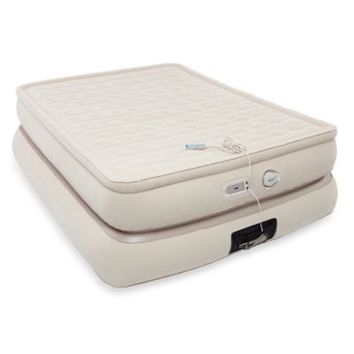 AeroBed® Luxury Collection 24-Inch Raised Mattress-Style Pillowtop Inflatable Bed