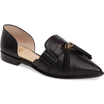 Vince Camuto Hollina d'Orsay Flat (Women)   Nordstrom