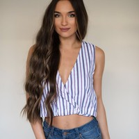 Ava Crop Top - These Three Boutique