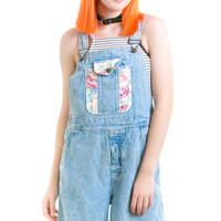 Vintage 90's Sweet Valley High Shortalls - One Size Fits Many