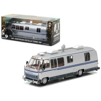 1981 Airstream Excella Turbo 280 1:43 Diecast Model Car by Greenlight