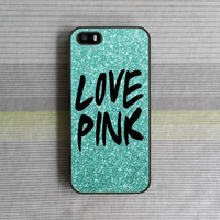 iPhone 5 case , iPhone 5S case , iPhone 5C case , iPhone 4S case , iPhone 4 case , Love Pink