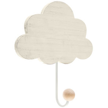 Cloud Hook Wood Wall Decor | Hobby Lobby | 1470020