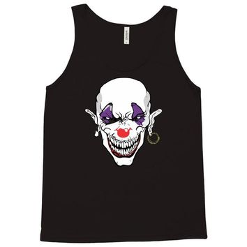 evil clown Tank Top
