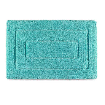 Kassadesign Bath Rug | Caribbean Blue