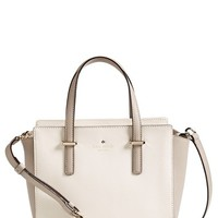 Women's kate spade new york 'cedar street - small hayden' leather satchel