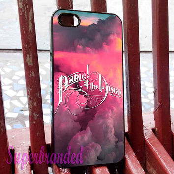 Panic At The Disco iPhone 5C Case, iPhone 5/5S Case, iPhone 4/4S Case, Samsung Galaxy S3/S4, Samsung Galaxy S5 Cover