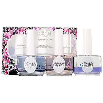 Ciaté London Runway Revamp 3 Step Nail Set (3 x 0.45 oz)