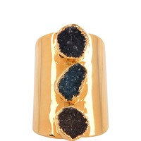 Valerie Nahmani Designs Triple Cuff Ring