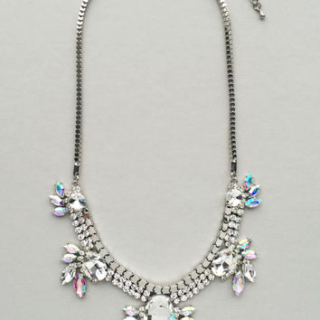 Norah Aurora Crystals Necklace