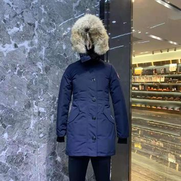 Canada Goose men's / women's Kensington Parka Coat(