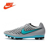 Original New Arrival Authentic NIKE MAGISTA ONDA AG-R Men's Football Soccer Shoes Sneakers
