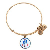 Alex and Ani New England Patriots Pat the Patriot Charm Bangle - Ra...