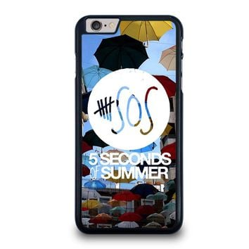 5 SECONDS OF SUMMER 4 5SOS iPhone 6 / 6S Plus Case Cover