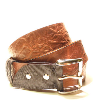 MINARDI Elegante leggero Leather Belt
