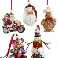 Christopher Radko Christmas Ornaments, Classic Collection