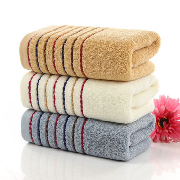 Bedroom Hot Deal On Sale Cotton Thicken Luxury Soft Towel [6381749894]