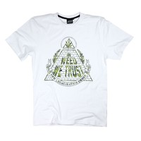 Tsirt In Weed We Trust | GRAFITEE Store