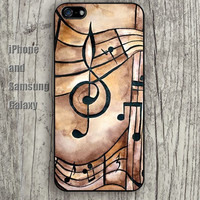 Retro music colorful iphone 6 6 plus iPhone 5 5S 5C case Samsung S3,S4,S5 case Ipod Silicone plastic Phone cover Waterproof