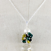 BOUQUET NECKLACE - Christine Elizabeth Jewelry™