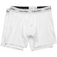 Calvin Klein Underwear Microfiber Stretch 2-Pack Boxer Brief U8722
