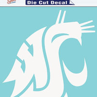 "Washington State Cougars 8""x8"" Die-Cut Decal - SPECIAL ORDER ONLY!"
