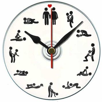 Sex positions kama sutra cd clock gift idea free stand