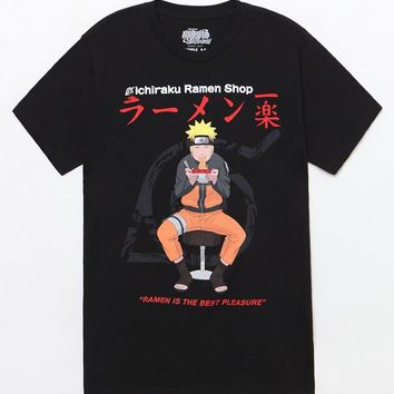 Naruto T-Shirt at PacSun.com - black | PacSun