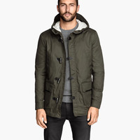 Duffel Jacket - from H&M