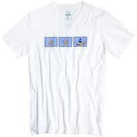 AOL Connection Logo Men's Graphic Tee Shirt