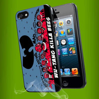 Wu Tang Clan Rap for iPhone 4, iPhone 4s, iPhone 5, Samsung Galaxy S3, Samsung Galaxy S4 Case
