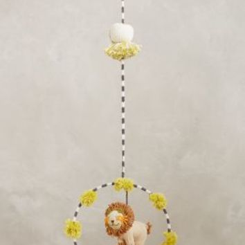 Blabla Leo Dreamcatcher Mobile in Honey Size: One Size Gifts