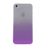 Purple Gradient Hard Shell Case for iPhone 5 & 5S