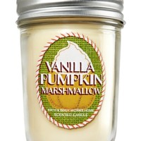 Medium Candle Vanilla Pumpkin Marshmallow