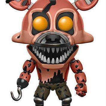 Funko POP Games Five Nights at Freddy's Nightmare Foxy Action Figure