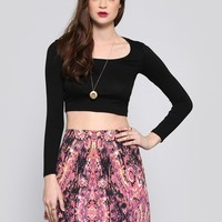 Across the Universe Skater Skirt - Bottoms - Clothes | GYPSY WARRIOR