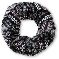 Empyre Grape Date Tribal Print Infinity Scarf